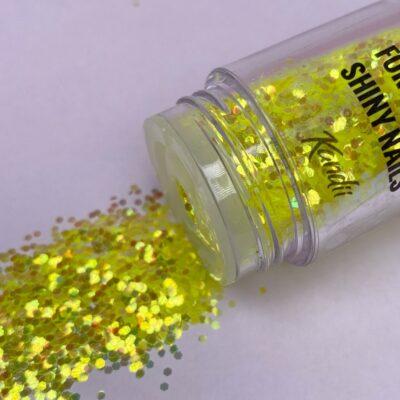 Irregular Glitter