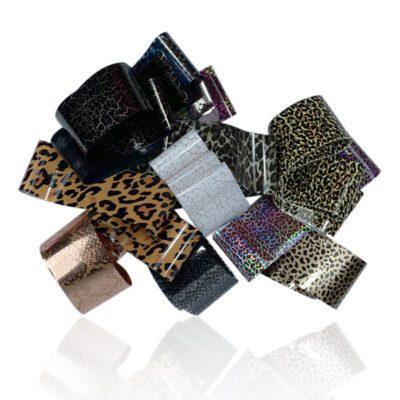Leopard Foil